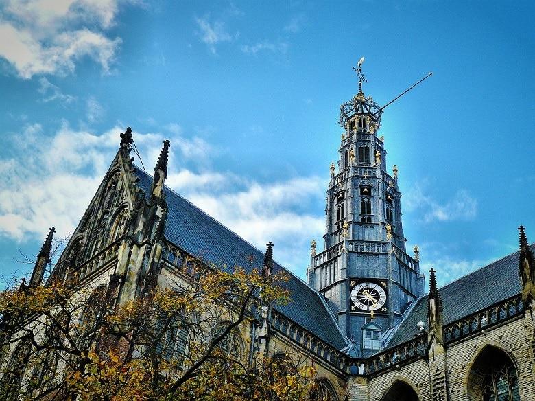 Grote of St. Bavokerk
